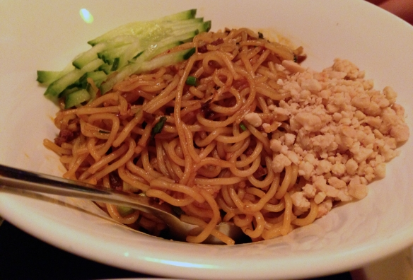 Figure 2. Dandan noodles