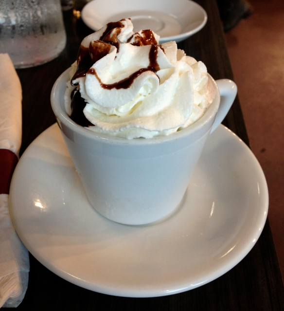 Figure 1. Hot Chocolate