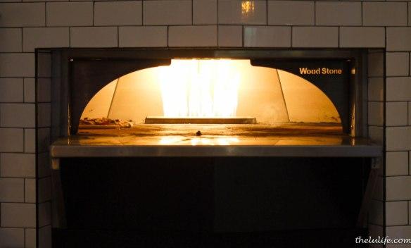 Figure 4. Woodstone oven