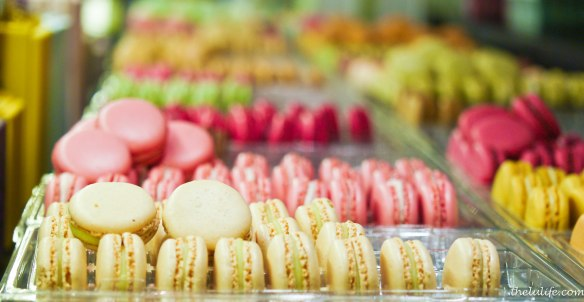 Figure 3. Macarons