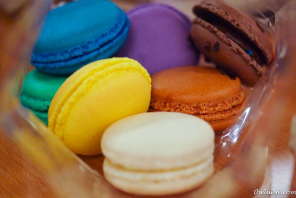 P1050474 Vanille macarons
