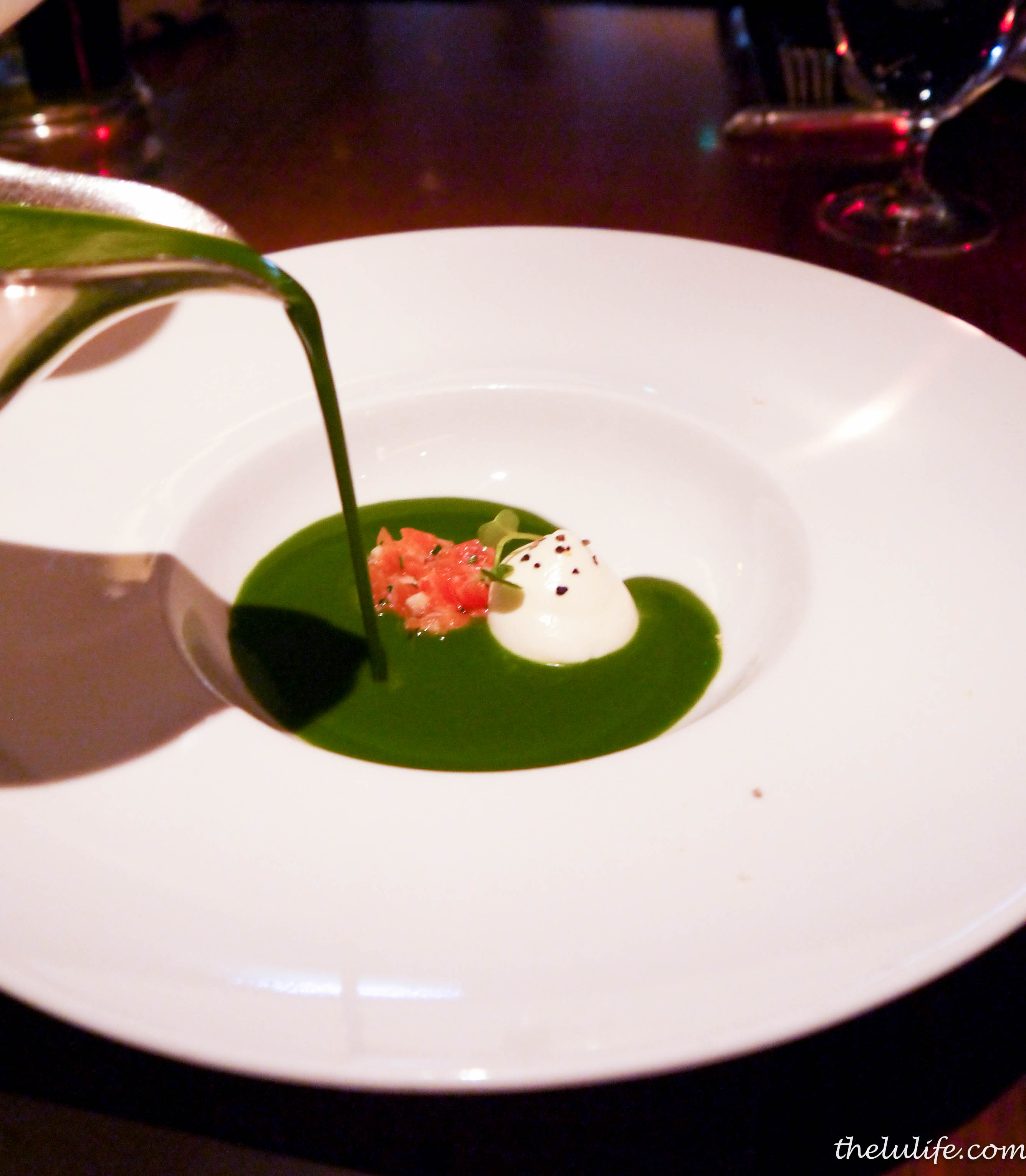 watercress soup with shrimp california chilled watercress soup the