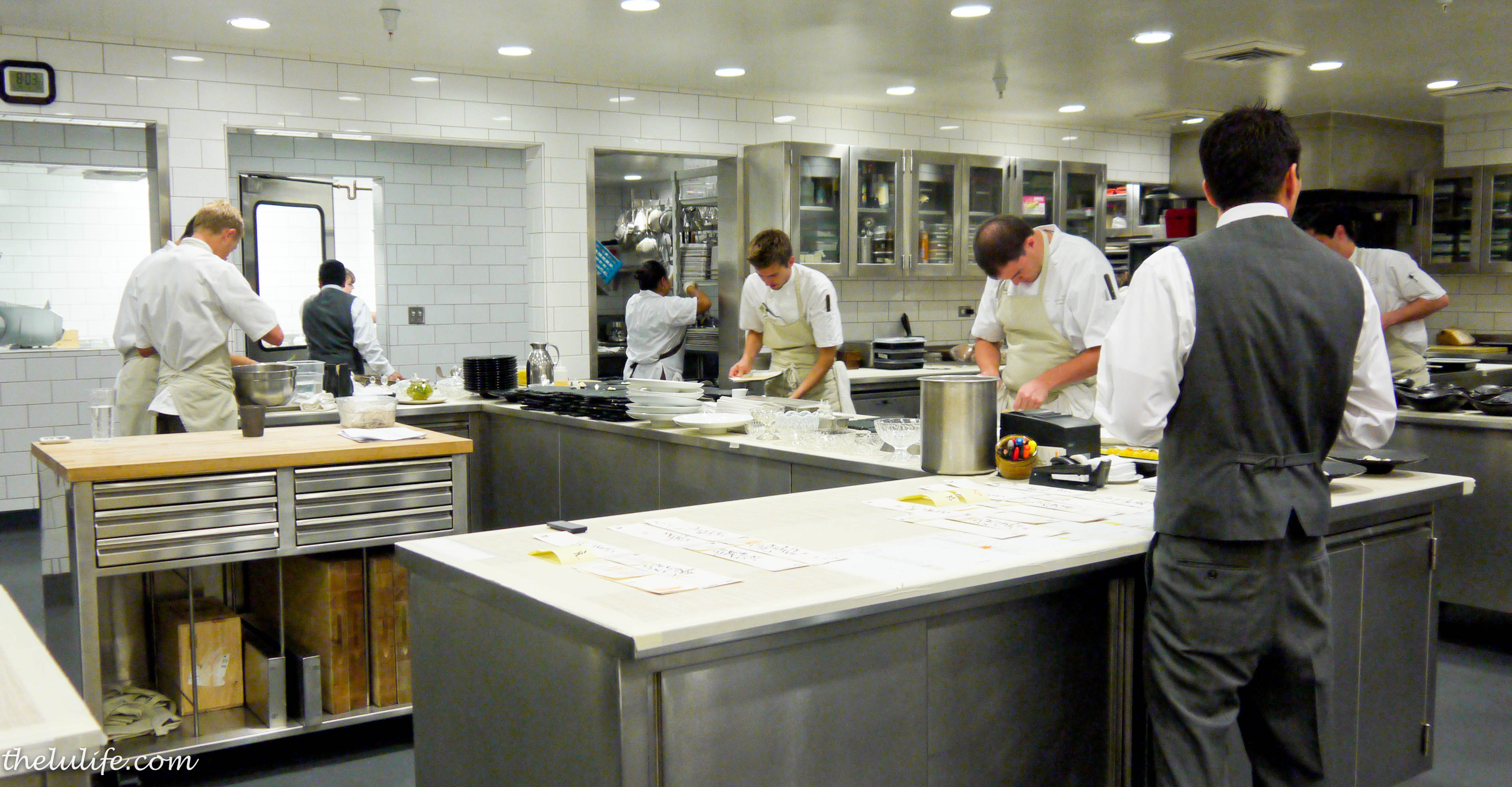 3 charming michelin stars at the restaurant meadowood for The kitchen restaurant